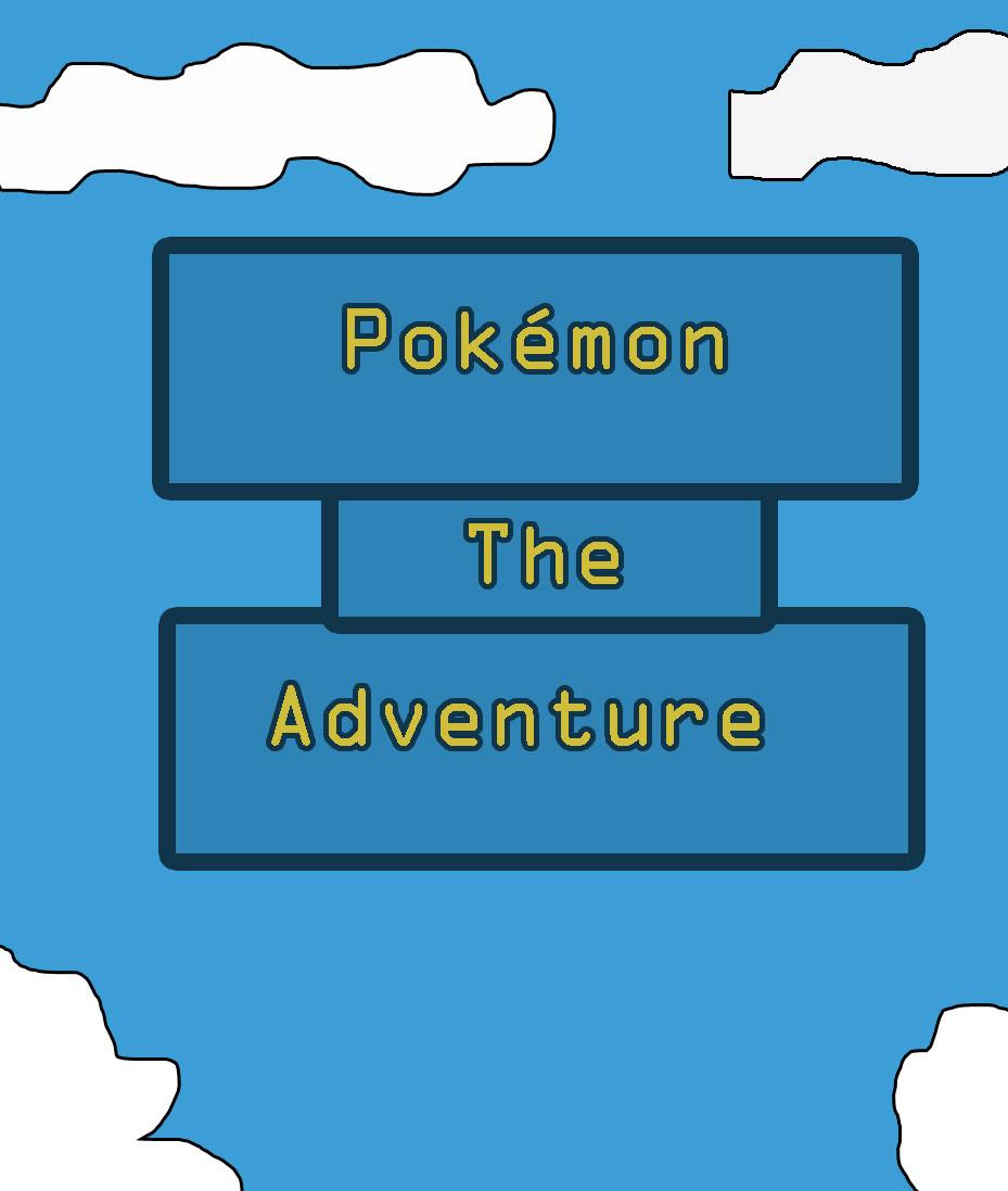 Pokémon Adventure Windows game  Mod DB