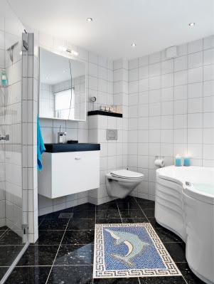 Kuche Fliesen Verkleiden Badezimmer Anthrazit Weiss