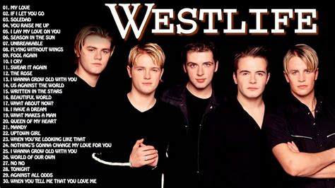 westlife greatest hits   songs