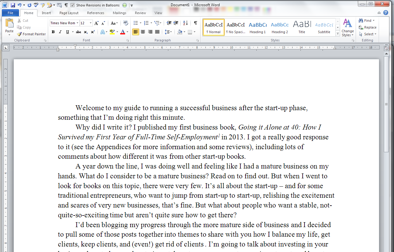 when writing an essay do you indent every paragraph