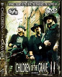 CHILDREN OF THE GRAVE (SyFy/SpookedTV): WATCH INSTANTLY OR