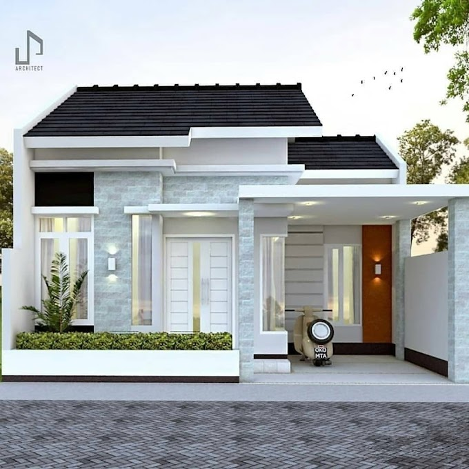 Muka Depan Rumah Minimalis   Ide Rumah Minimalis