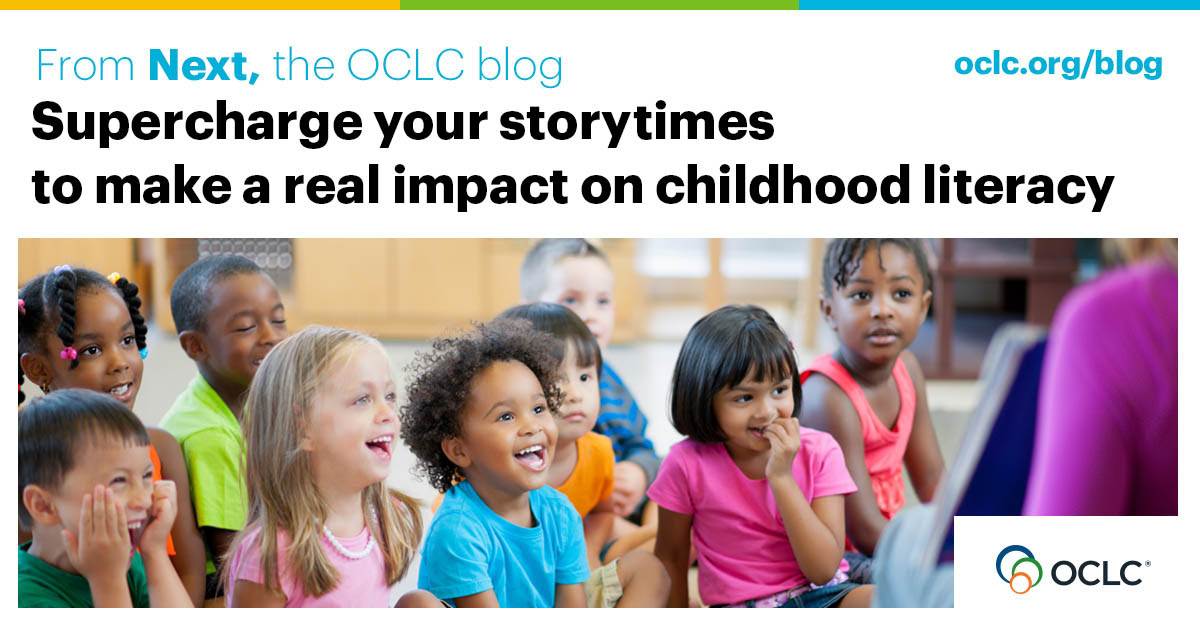 Supercharge Your Storytimes To Make A Real Impact On Childhood
