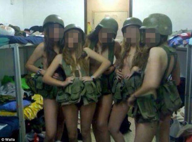 Tentara Israel Nakal