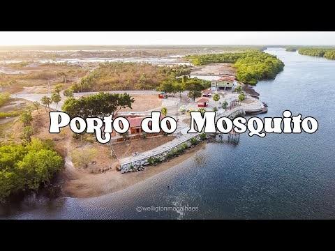 Porto do Mosquito | Chaval - Ceará | Imagens de drone