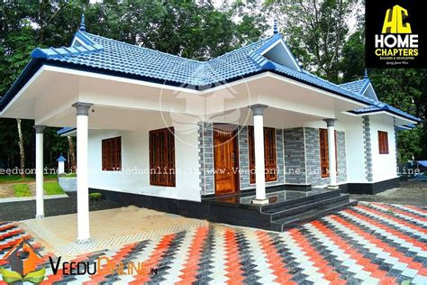 stunning kerala  bedroom home plan   budget