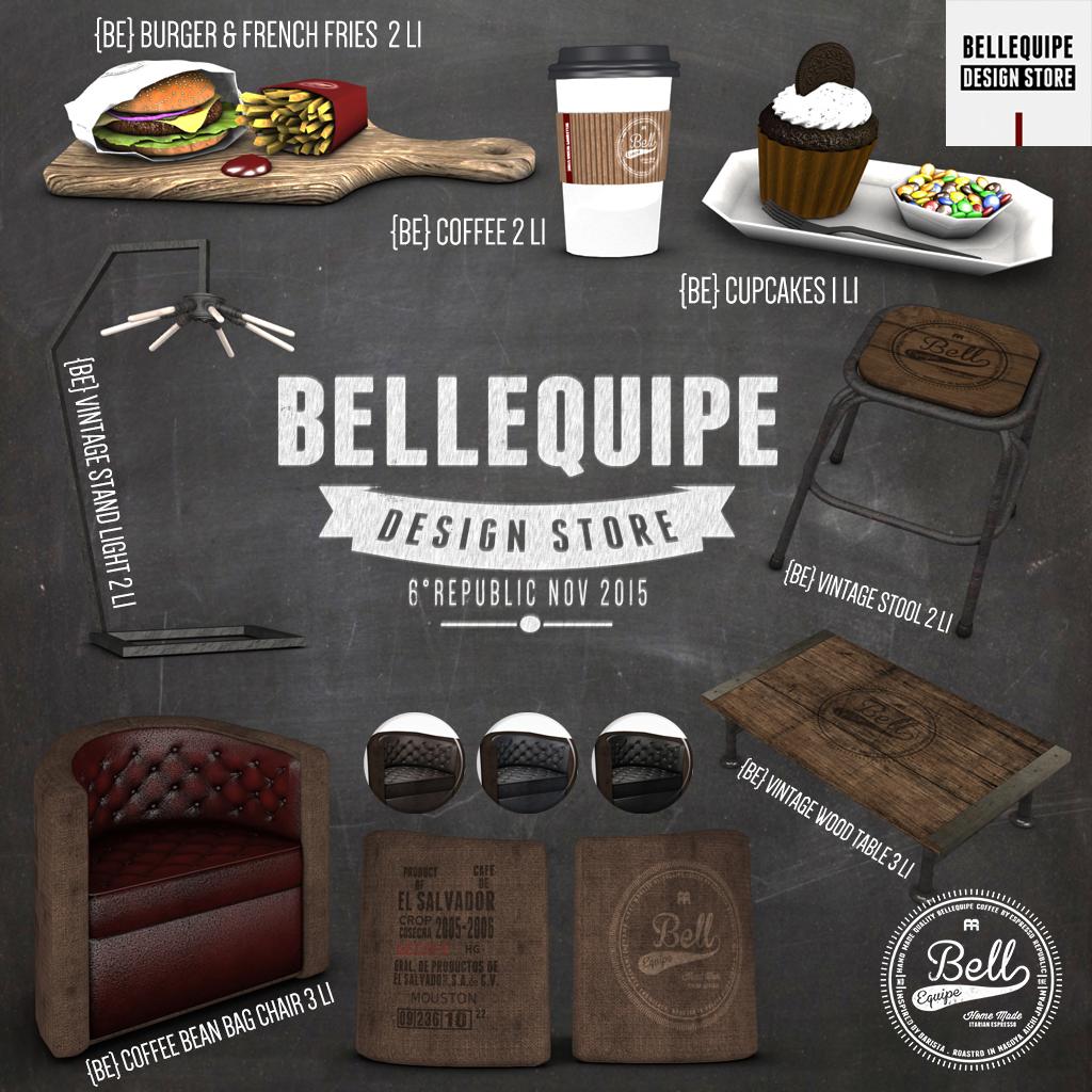 BellEquipe Design Store
