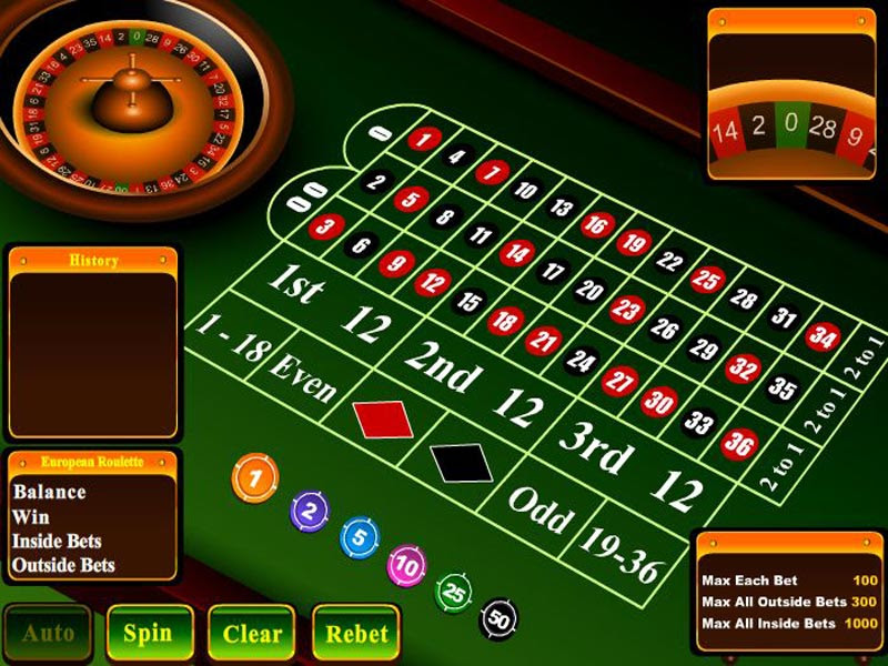 American roulette online free real money odds payouts