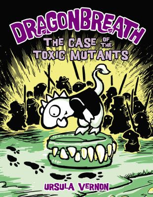 Cover image for The case of the toxic mutants