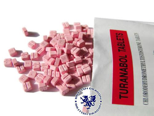 British Dragon Turanabol 10mg Review ~ Anabolic Steroids