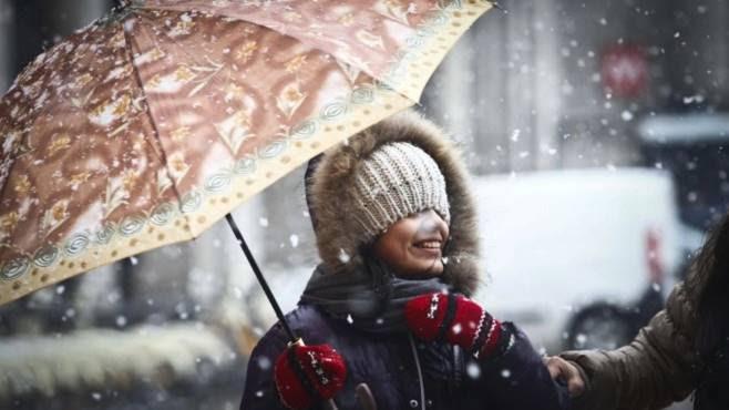 meteo cambia tutto da martedi in arrivo freddo e neve