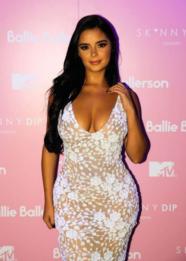Demi Rose – MTV x Skinny Dip Launch Party in London