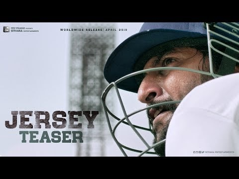 Jersey Movie Official Teaser