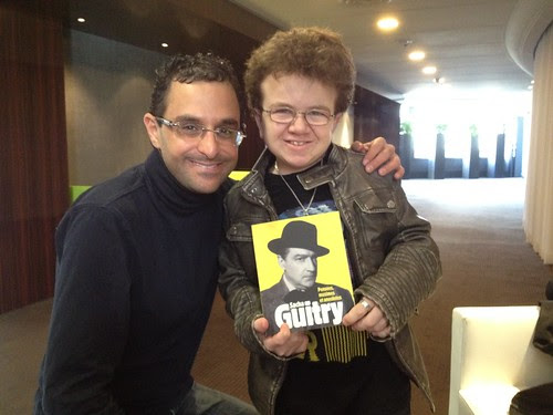 Rencontre avec Keenan Cahill, star du net et fan de Sacha Guitry