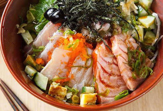 莊敬十八番料理食堂/日式料理/日本料理/火鍋/海鮮/活海鮮/丼飯/定食