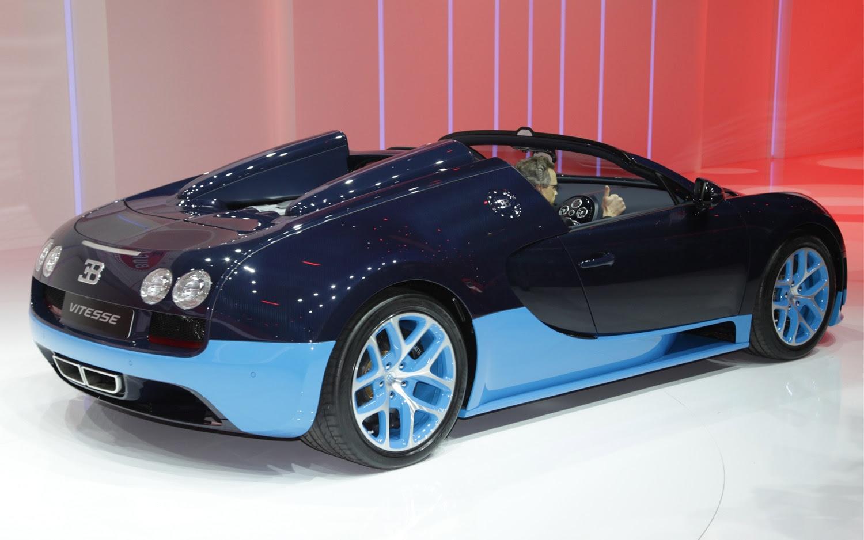 First Look: 2012 Bugatti Veyron Grand Sport Vitesse - Automobile Magazine