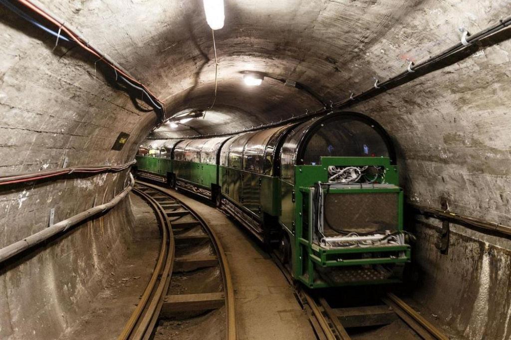 O correio ferroviário subterrâneo de Londres 03
