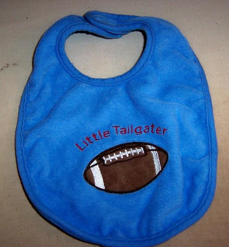 Little Tailgater Bib