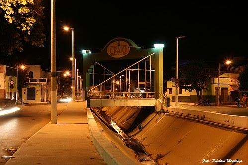 Canal do Rio Grangeiro