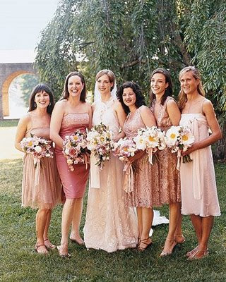 Color Coordinating My Non Bridal Party Wedding Bridesmaid Dress Oahu