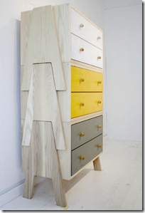 """stacking cabinet """"Tree"""""""