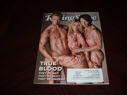 true blood rolling stone magazine cover. Rolling Stone magazine