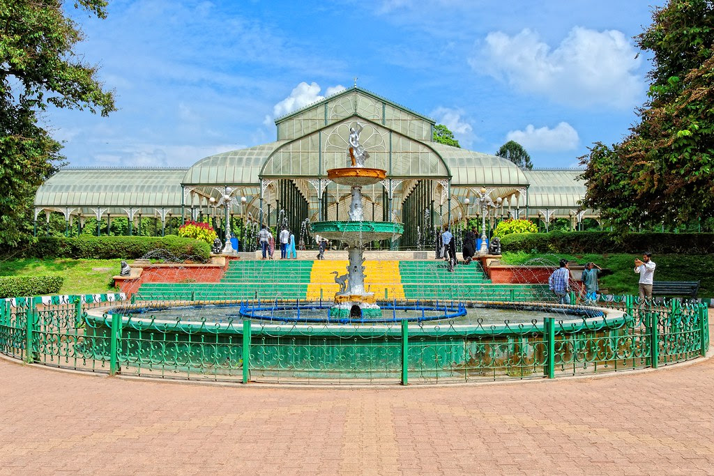 Glass House, Lal Bagh