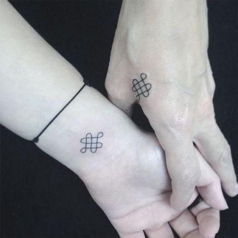 tatuagem para mãe e filha 3