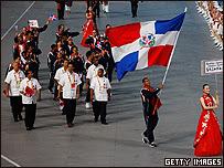 Delegación de República Dominicana.