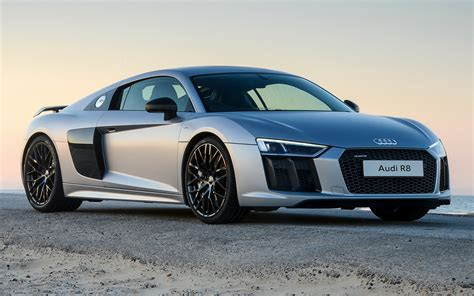 Audi R8 V10 plus (2016) ZA Wallpapers and HD Images Car Pixel