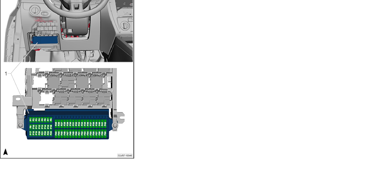 2013 Jetta Hybrid Fuse Box Diagram
