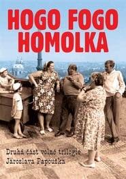 Hogo fogo Homolka Beeld