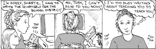 Home Spun Comic #50