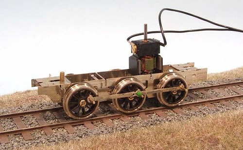 Working chassis