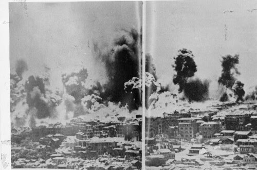 Bombing of Chinese City