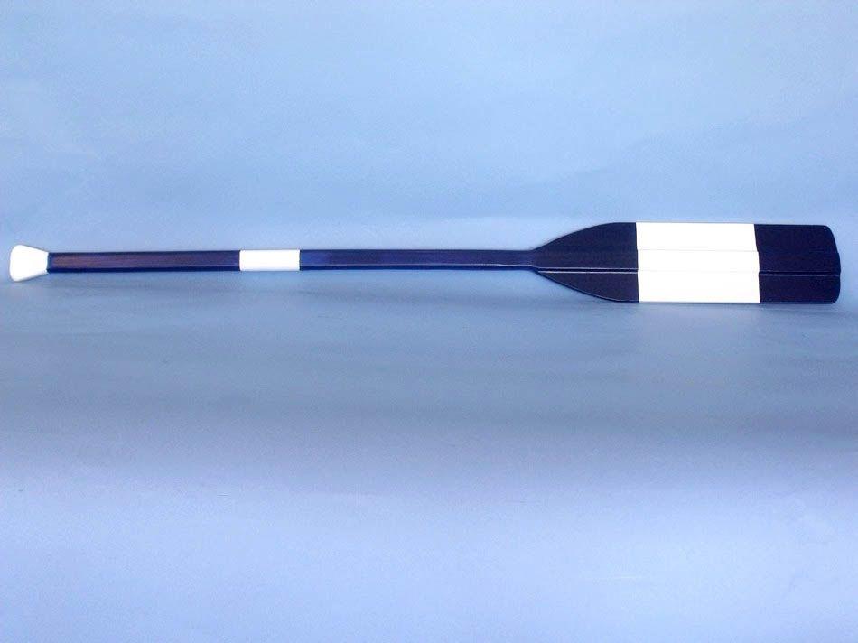 """Wholesale Wooden River City Rowing Club Oar w/ Hooks 50"""" Model Ship"""