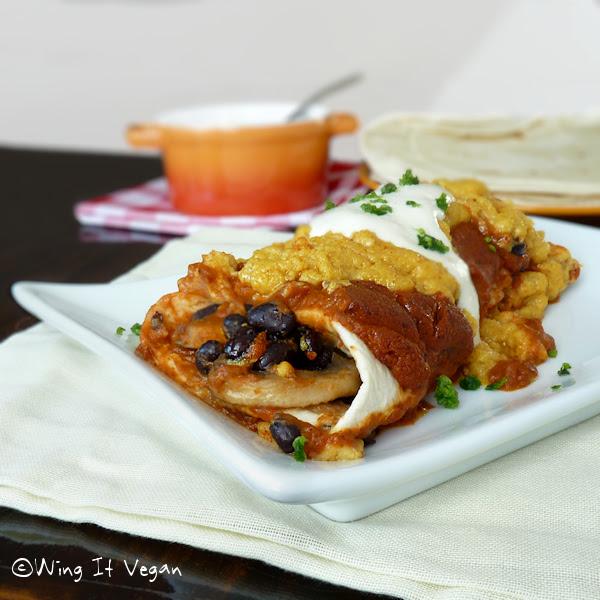 Leftover Soup Enchilada Sauce