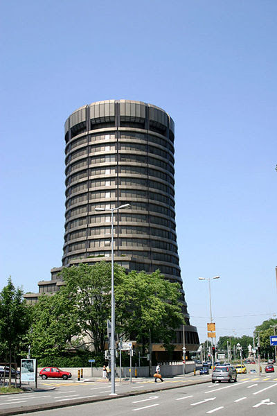 Your Central Banking Overlords Meet Here - Photo by Yago Veith