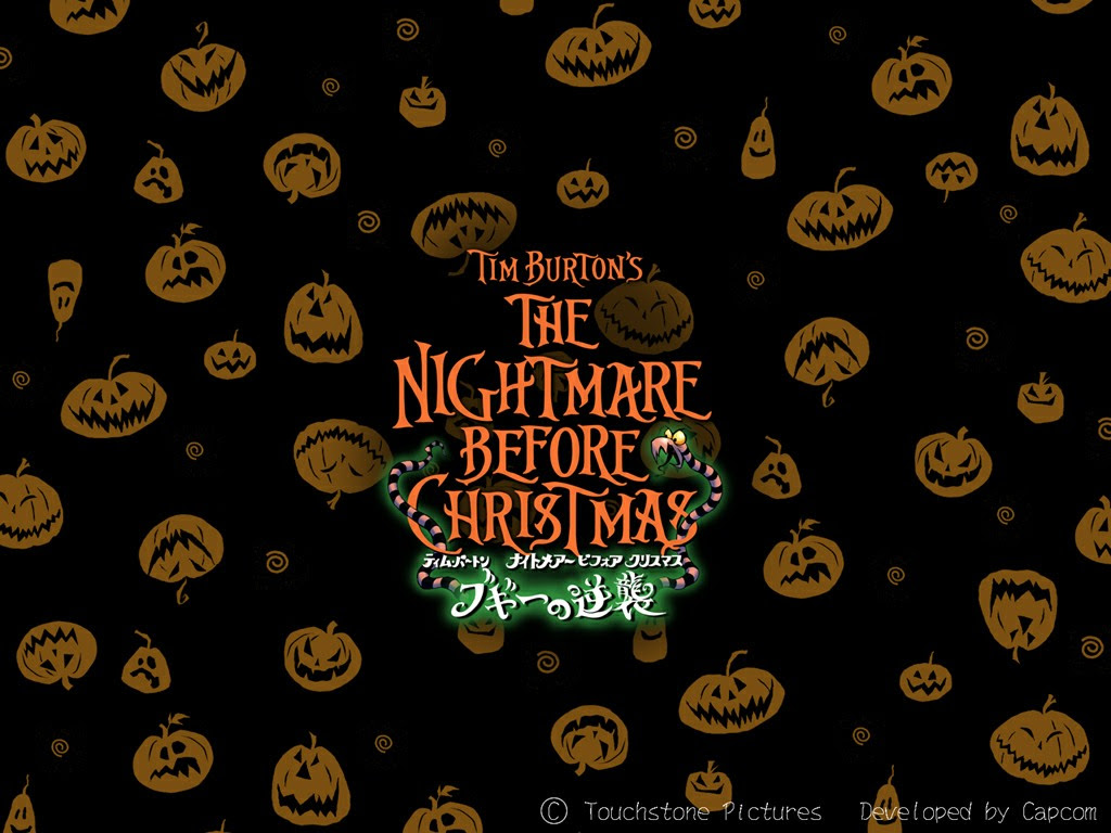 The Nightmare Before Natal O Estranho Mundo De Jack Wallpaper