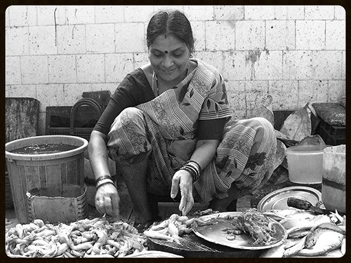The Kolis Of Bandra Bazar Fish Market by firoze shakir photographerno1