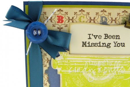 Ive Been Missing You Fs232 Cindy B Designs
