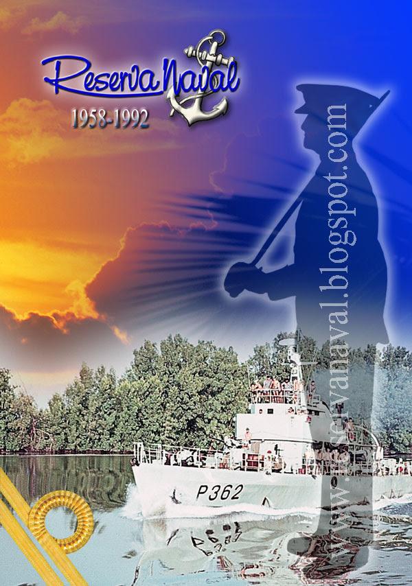 Reserva Naval, 1958-1992