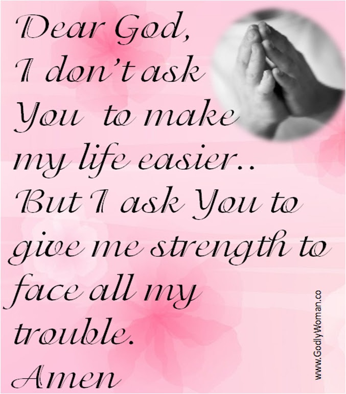 Give Me Strength Bible Quotes
