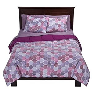 Dorm Bedding Room Essentials 174 Comforter Pink Purple