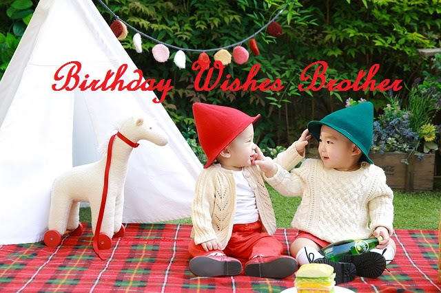 Birthday Wishes To Your Twin Brother Best Greetings Quotes 2019