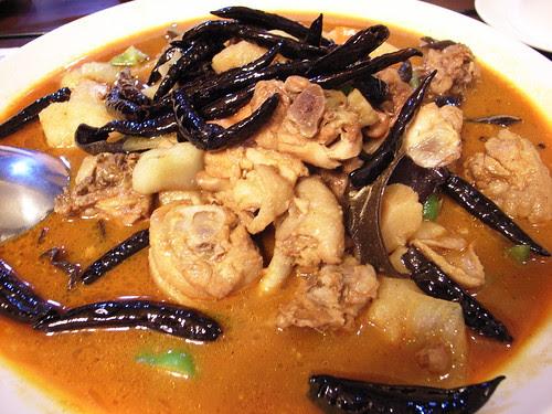 帕米爾新疆餐廳:大盤雞