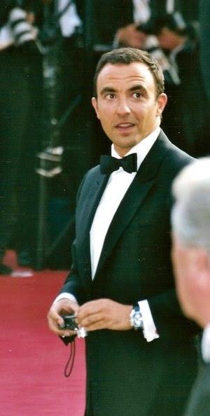 Français : Nikos Aliagas au festival de Cannes.