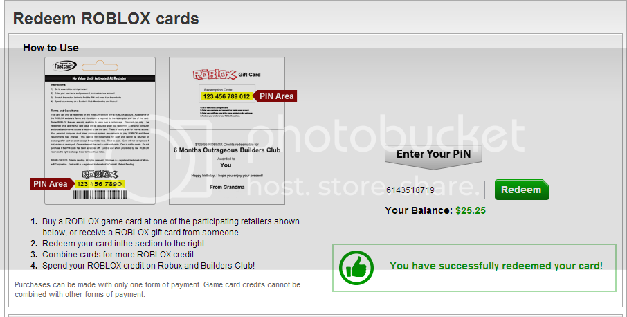 How To Redeem Gift Cards On Roblox Mobile Como Jogar Flee - unlimited redeem cards roblox