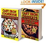 CAST IRON COOKING BUNDLE: Top Cast Ir...