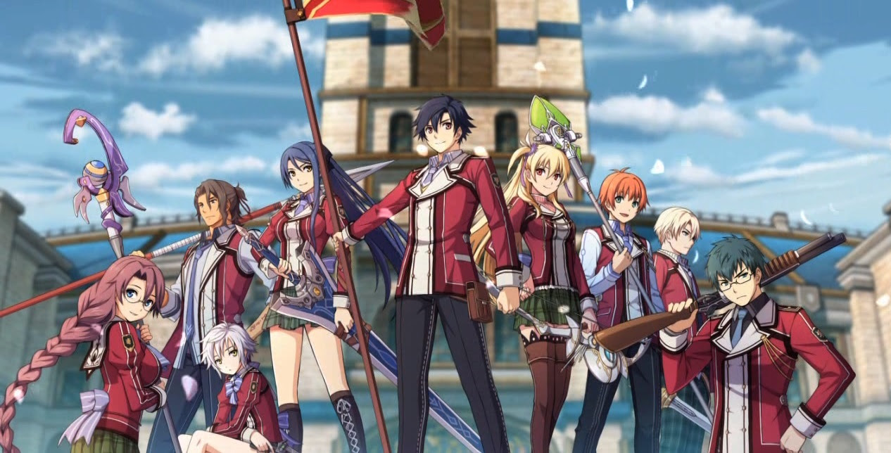 Trails of Cold Steel S-Crafts its way to PC on August 2 screenshot